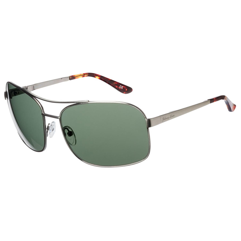 Johnny Loco Sunglasses S-1009 45M 62 Maverick Gunmetal