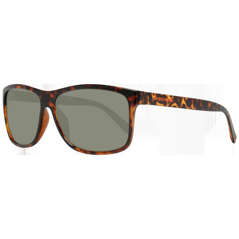 Skechers Sunglasses SE6015 52N 59 Brown